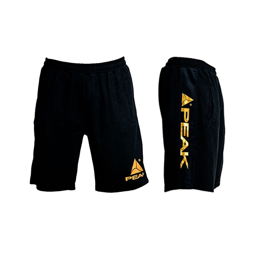 Men Short - PEAK 2.0 (Black/Gold)