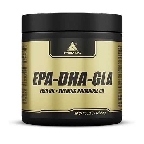 EPA - DHA - GLA (90 Caps)