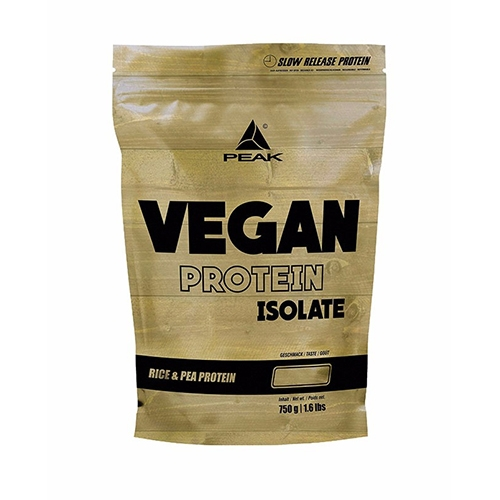 Peak - Vegan Protein Isolate