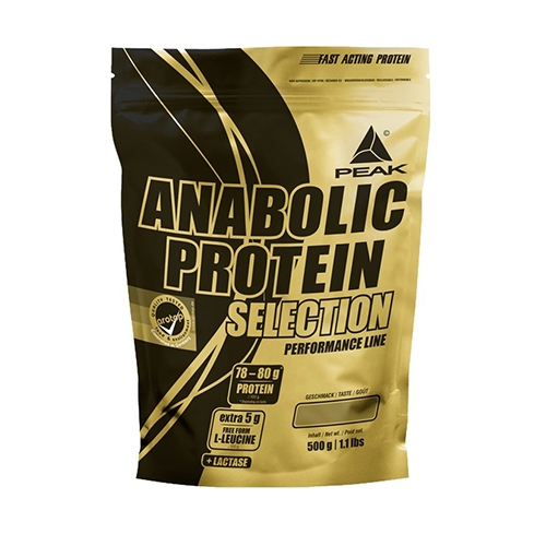 Anabolic Protein Selection (500g)
