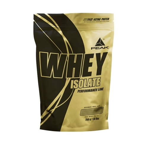 Whey Protein Isolate (750g)