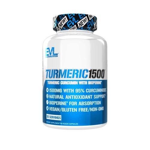 Turmeric Curcumin (90 Caps)