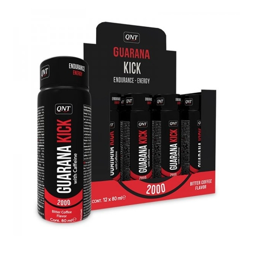 Guarana Kick Shot 2000mg (12x80ml)
