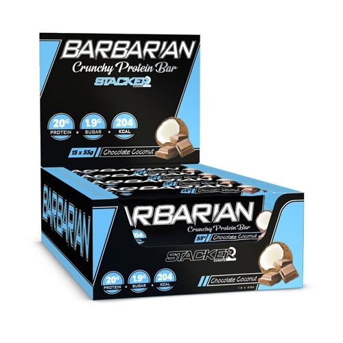 Barbarian Bar (15x55g)