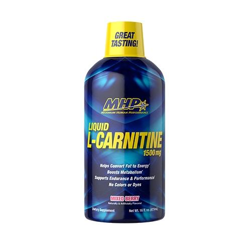 Liquid L-Carnitine 1500mg (473 ml)