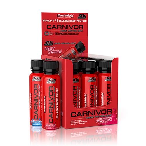 Carnivor Liquid Protein Shot (12x118ml)