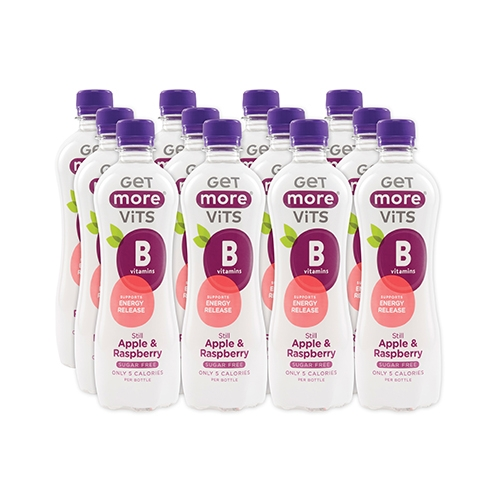 Get More Vitamin B (12x500ml)
