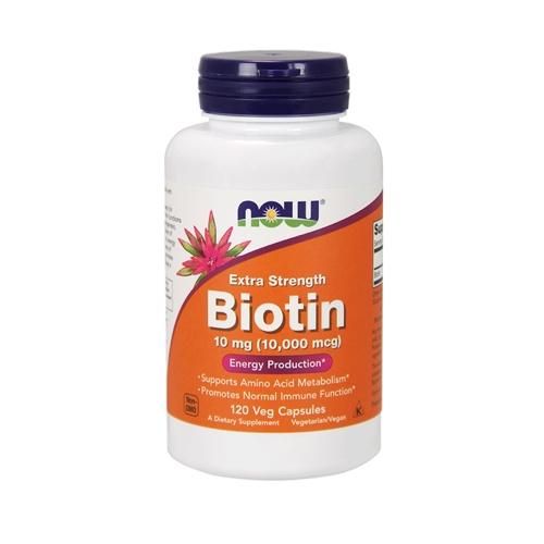 Biotin 10000µg Extra Strength (120)
