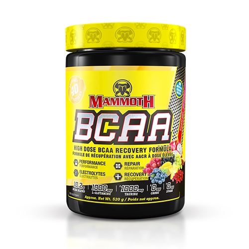 Mammoth BCAA (40serv)