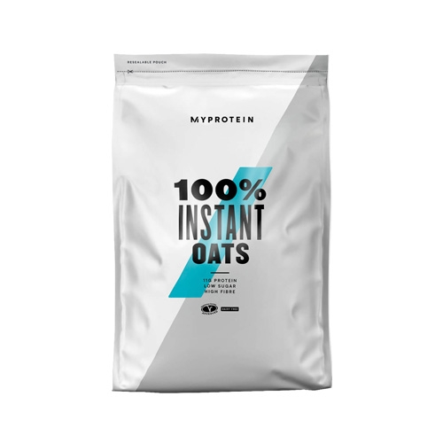 100% INSTANT OATS - UNFLAVORED