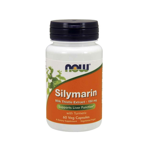Silymarin 150 mg (60 caps)