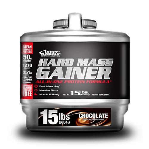Hard Mass Gainer (15lbs)