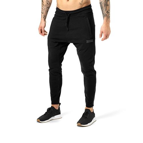Harlem Zip Pants (Black)