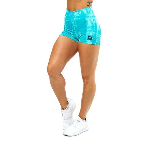 Gracie Hotpants (Agua Print)