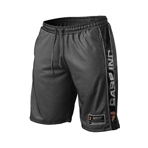 No1 Mesh Shorts (Black)