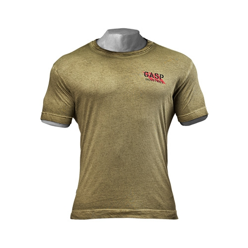 Standard Issue Tee (Military Olive)