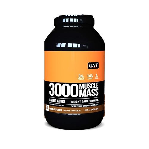 3000 Muscle Mass (4,5kg)