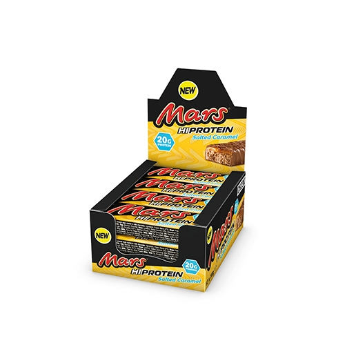 Mars High Protein Bar - Salted Caramel (12x59g)