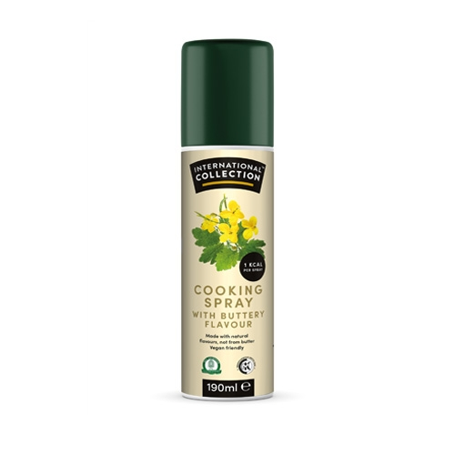 International Collection - One Cal Spray Butter