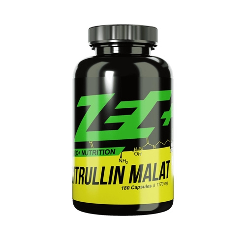 Citrulline Malate (180 Caps)