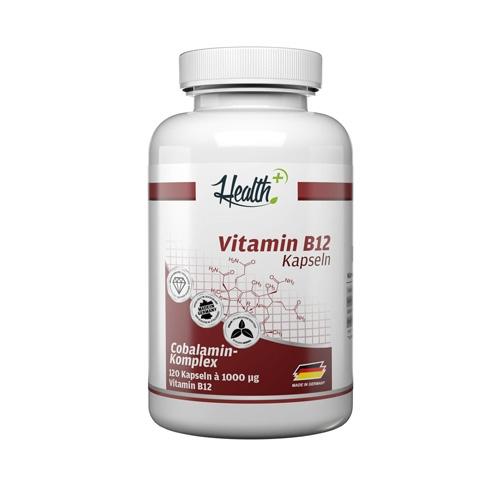 Health+ Vitamin B12 (120)