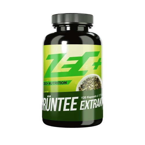Green Tea Extract (120 Caps)