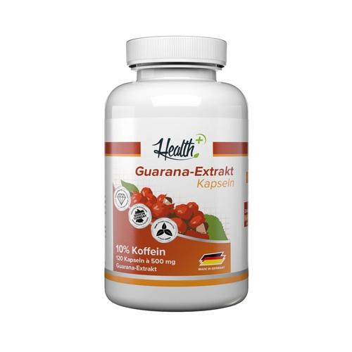 Health+ Guarana Extract (120 Caps)