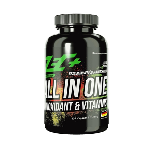 All In One Antioxidant & Vitamins (120 Caps)