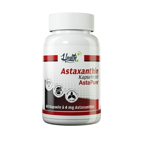 Health+ Astaxanthin (60 Caps)