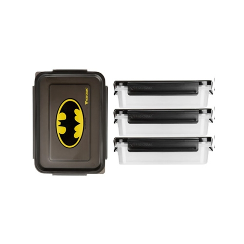 Meal Container Batman (3x710ml)