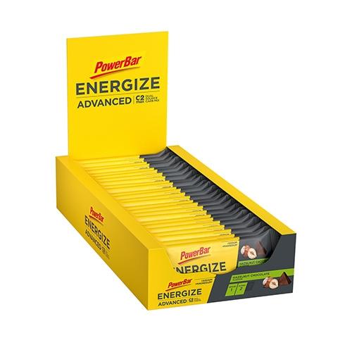 Energize Advanced Bar (25x55g)