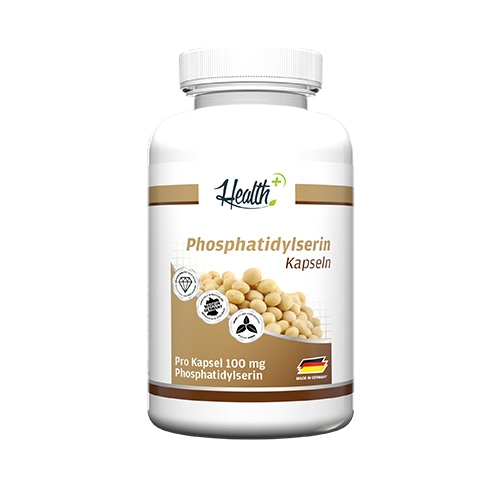 Health+ Phosphatidylserin (120)