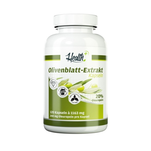 Health+ Olive Leaf Extract (120)