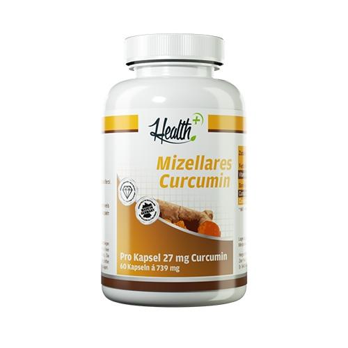 Health+ Curcumin (60)