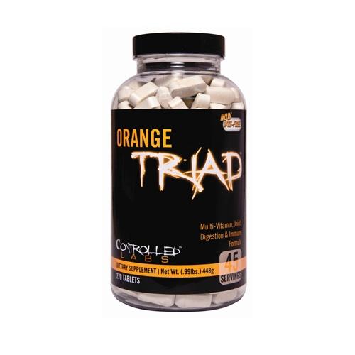 Orange Triad  (270 Tabs)