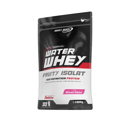 Water Whey Fruity Isolate (1000g)