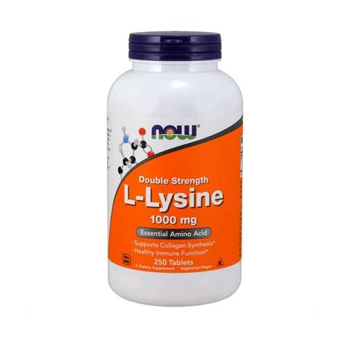 L-Lysine 1000mg (250 Tabs)