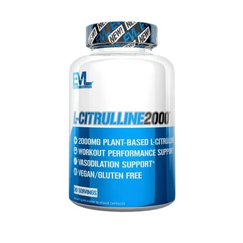 L-Citrulline (90 Caps)