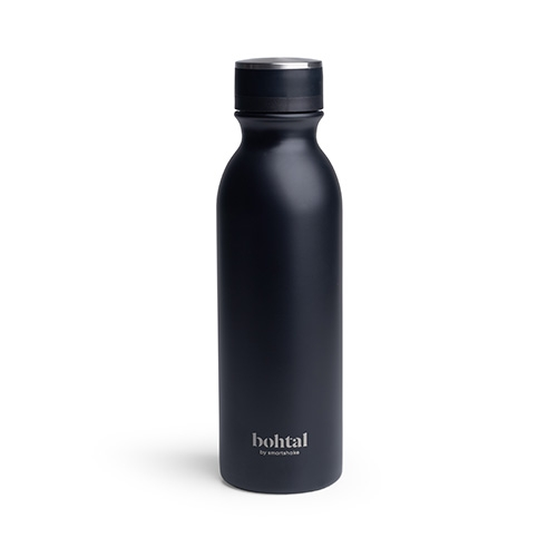 Bohtal Insulated Flask - Black (600ml)