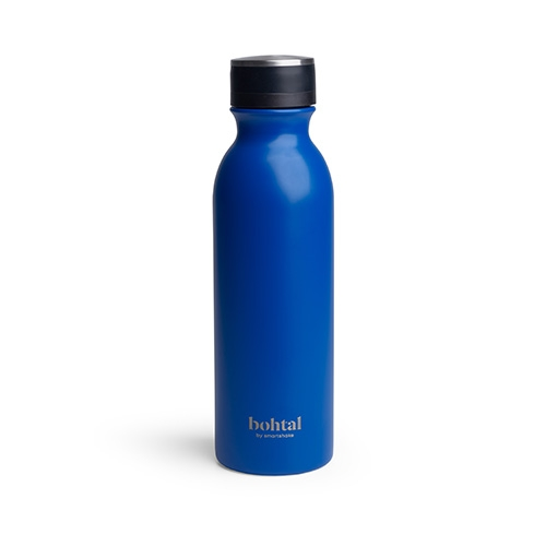 Bohtal Insulated Flask - Classic Blue (600ml)