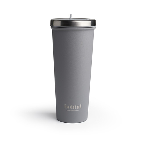 Bohtal Insulated Tumbler - Gray (750ml)