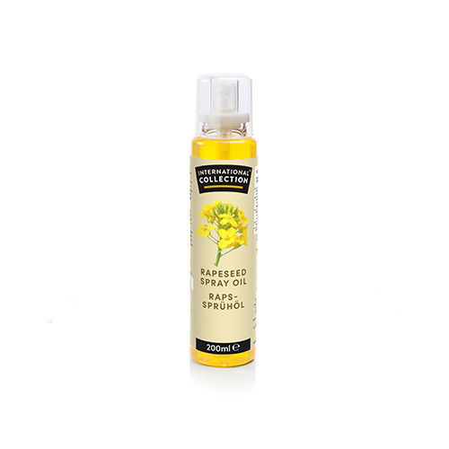 International Collection - Cooking Spray Rapeseed