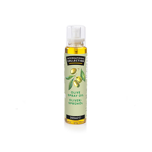 International Collection - Cooking Spray Olive