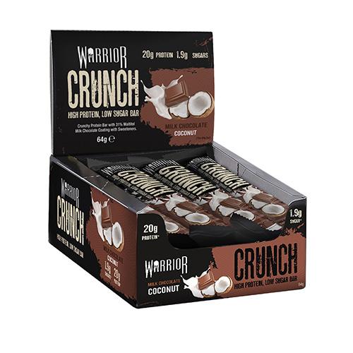 Warrior - Crunch Bars