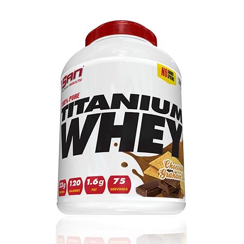 100% Pure Titanium Whey (5lb)