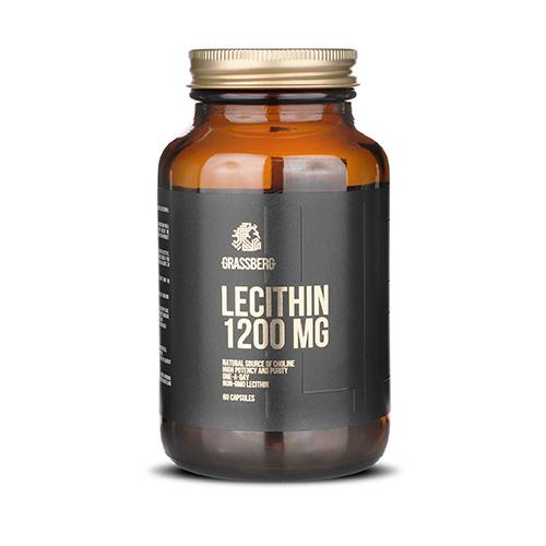 Lecithin 1200 mg (60 Caps)