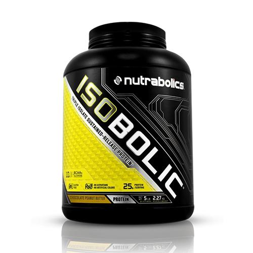Isobolic (5lbs)