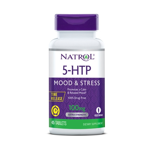 5-HTP 100mg Time Release (45)