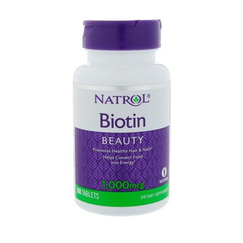 Biotin 1000mcg (100)