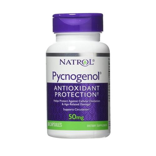 Pycnogenol 50mg (60)